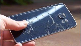 Samsung galaxy s7 tomonlarini, orqa oyna shisha almashtirish Disassemble ta'mirlash