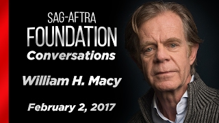 Conversations with William H. Macy