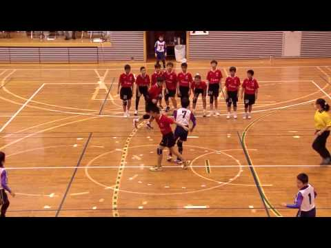 This is how they play dodgeball in Asia
