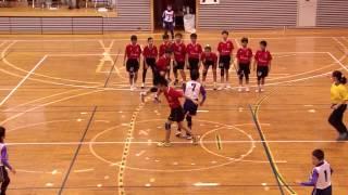 第1回(2013年)ドッジボールアジアカップ U-12 男子・日本代表対香港代表/DODGE BALL ASIAN CUP JAPAN VS HONGKONG