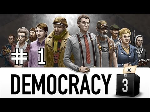 Let's Play Together - Democracy 3 (German) - #1
