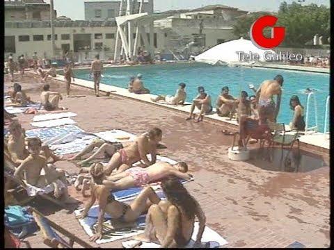 Terni amarcord: Estate 1992 l'affollata piscina del CDA