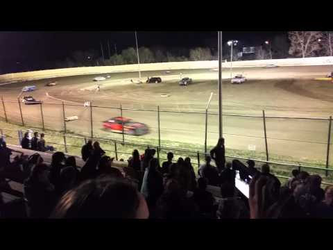 Mini Stock A Feature March 26, 2016