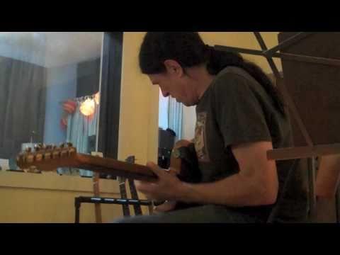 Dan Baird Guitar Master At Work