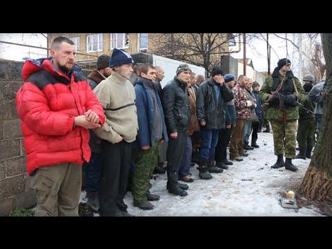 Запретный Донбасс. 'Киборги'