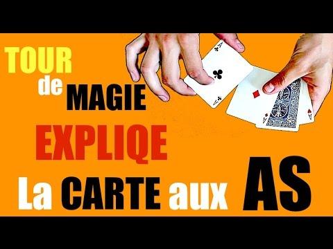 tour de magie 4 as explication