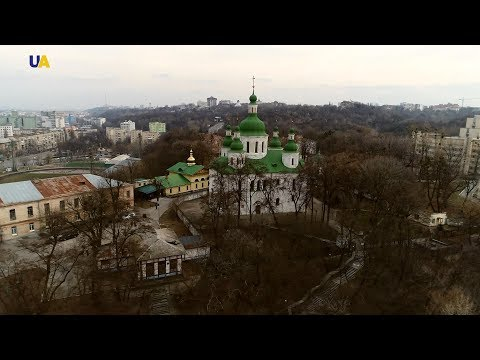 Кирилловская церковь, часть 2 | Ночь в музее
