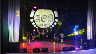 "AOA(에이오에이) ""Miniskirt/Sorry/Egotistic"" - Kpop Dance Cover By…"