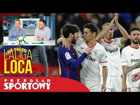 La Liga Loca #30 - Sevilla kontra Barcelona w finale Pucharu Króla!