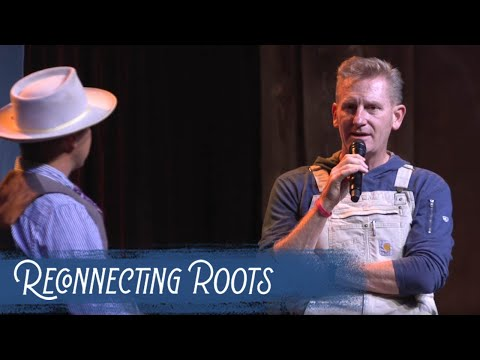 Blending New With The Old At Rory Feek's Schoolhouse   Reconnecting Roots Live 2019