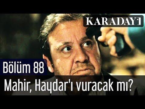 Karadayı 88.Bölüm | Son Sahne - Mahir, Haydar'ı vuracak mı?