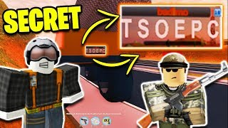 NEW SECRET MILITARY BASE COMING!? Roblox Jailbreak HIDDEN MESSAGE | Roblox Jailbreak New Update