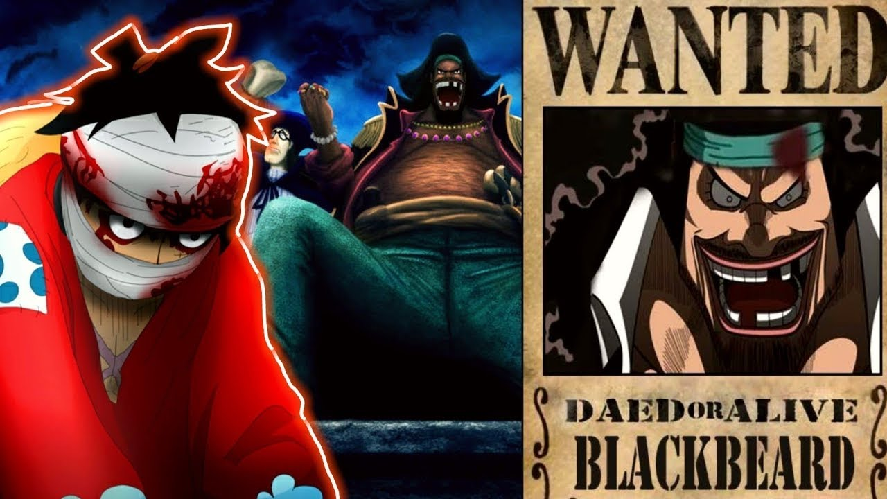 One Piece 925 Spoilers And Release Date Blackbeard S