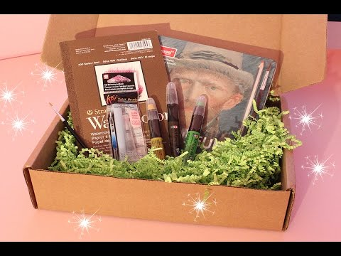 Winsor & Newton Gifting 2017 - Drawing Ink Kaleidoscope Set from YouTube · Duration:  10 seconds