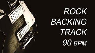 slow rock guitar backing track e minor g major