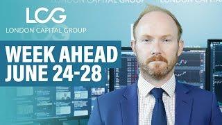 Week Ahead: G20 Summit & UK, US GDP