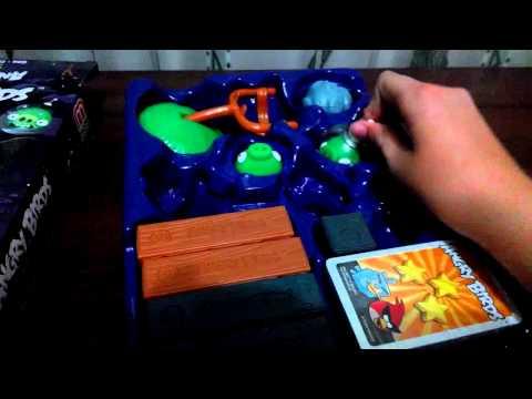 Обзор настольной игры Angry Birds Space