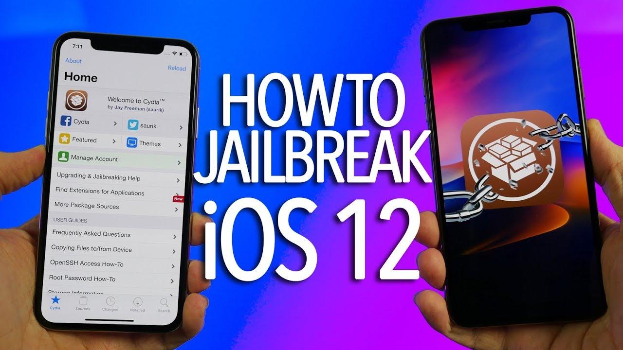 jailbreak ios 12 espanol iphone 7 plus