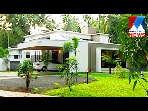 Dew nature friendly house in perunthalmanna veedu for Manorama veedu photos