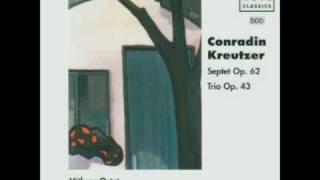 Conradin Kreutzer - Septet in E flat Op 62: III. Menuetto (Moderato - Trio)