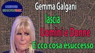 Gemma Galgani lascia Uomini e Donne? Ecco cosa è successo alla dama del 'trono over'