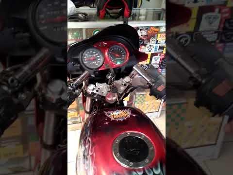 Honda Tiger 2000 Modif Herex BoreUP 280cc