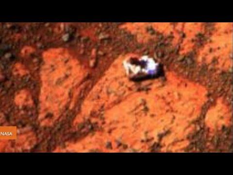 NASA Startled by 'Jelly Doughnut' on Mars