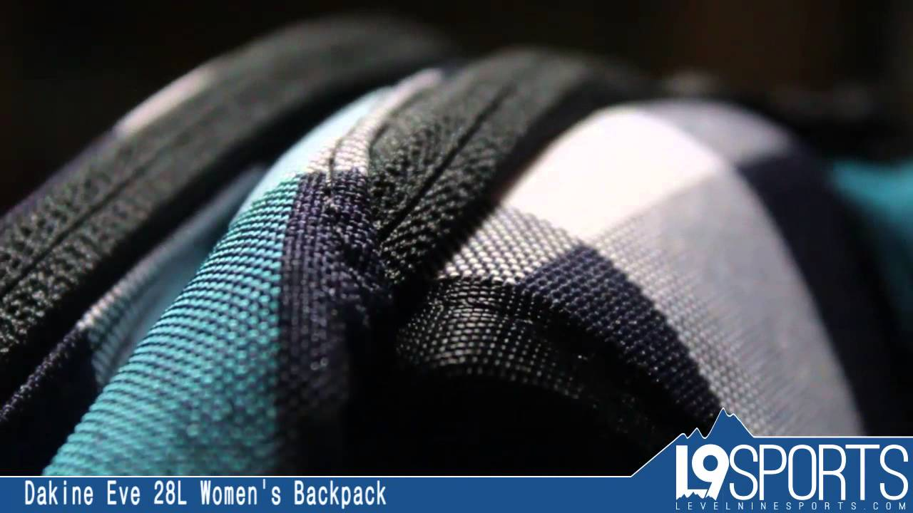 509609f291a2d Dakine Eve 28L Women s Backpack - YouTube