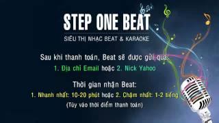 [Beat] Để Mặc Tôi Yêu Em - Quang Dũng (Phối chuẩn)