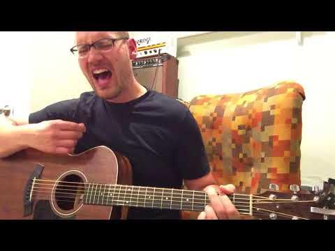 Alkaline Trio - Radio cover (acoustic)