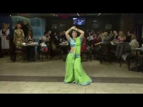 Индийский танец Амина  - TV SHANS
