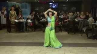 Индийский танец Амина  -