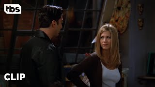 Friends: Rachel and Ross Try to Move On (Season 4 Clip) | TBS