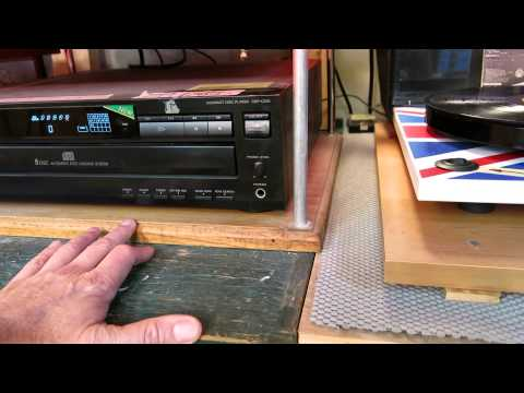 Curtis Collects Vinyl Records: Equipment And System Overview