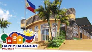 Happy Barangay Project Multi Purpose Barangay Hall 3d Walkthrough Ver 2 Youtube
