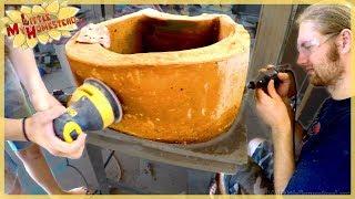 Boy or Girl? DIY Hypertufa Pots, Painting Colorful Shoes & More   Weekly Peek Ep202