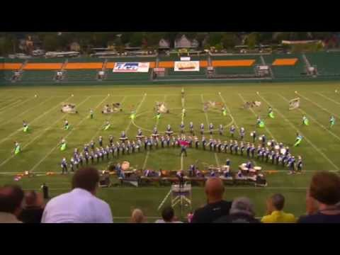 The Bushwackers Drum Corps 2014 DCA Finals Performance