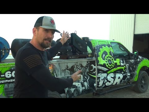 Whats Inside A Diesel Mechanics Service Truck?