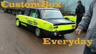 CustomBox Everyday - Тачка невозврата, Жиги PobedaTeam, Караоке, Лютые разварки