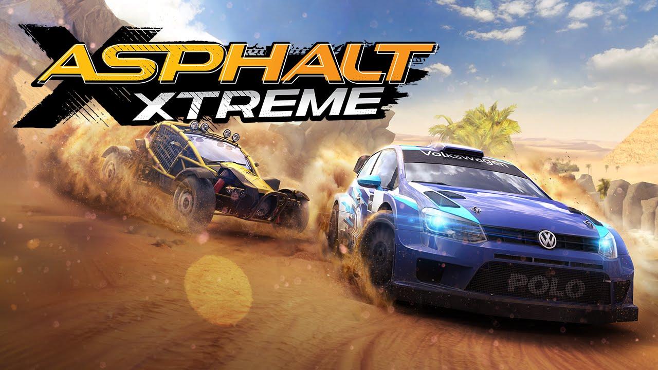 Asphalt Xtreme Get Ready Youtube