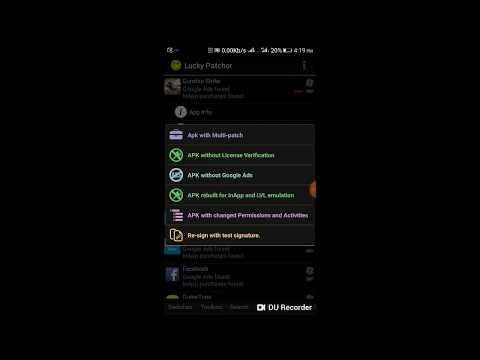 How To Mode Any Android Games/Apps Without Root - Lucky Patcher Apps Tutorial 2019!