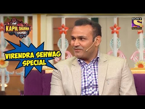 Virendra Sehwag Special – The Kapil Sharma Show