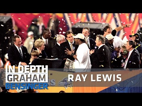 Ray Lewis: From murder charges to NFL champs