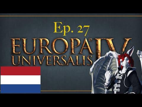 #OccupyNetherlands - Europa Universalis - Ep.28