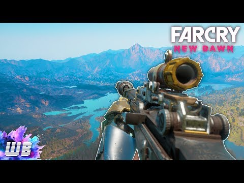 Far Cry New Dawn - THE ONLY ASSAULT RIFLE YOU NEED (Far Cry New Dawn Free Roam) #28 thumbnail