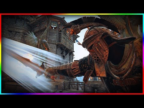 NEVER PARRY CENTURION! - For Honor Centurion Duels
