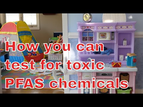 PFAS chemicals in drinking water: How one Pa  homeowner took