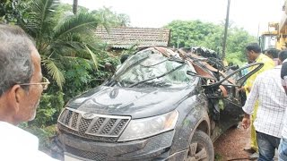Latest Car Accident of Mahindra XUV500 in India - Road - Crash - Compilation - 2016 - 2017 - 2018
