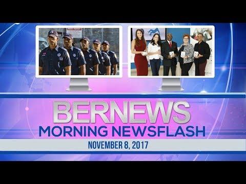 Bernews Morning Newsflash For Wednesday November 8, 2017