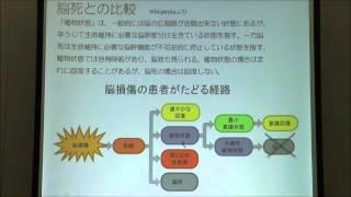 山田和雄 4/4 「脳死判定の現状」